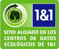 logotipo 1&1 verde